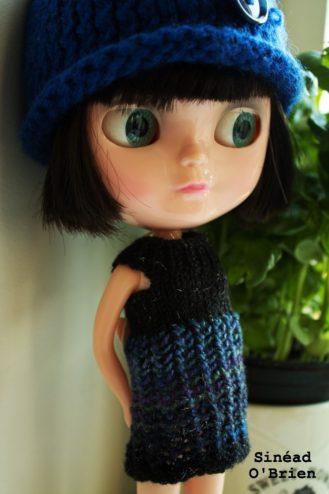 Blythe Coraline Dress Closeup