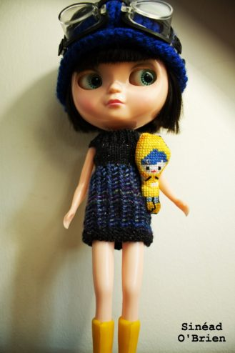 Blythe Coraline Dress