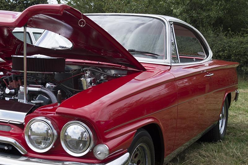 Fueled Society Harewood Hillclimb - Ford Consul Capri