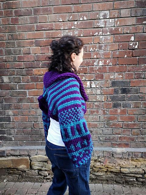 Bold & Beautiful knitting pattern